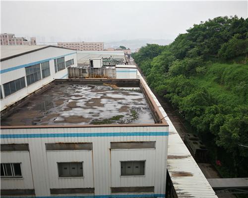 玻璃纤维加工厂房